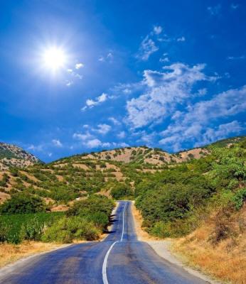 Бесконечная дорога ведущая в дальние