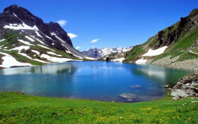 Озера на фото
