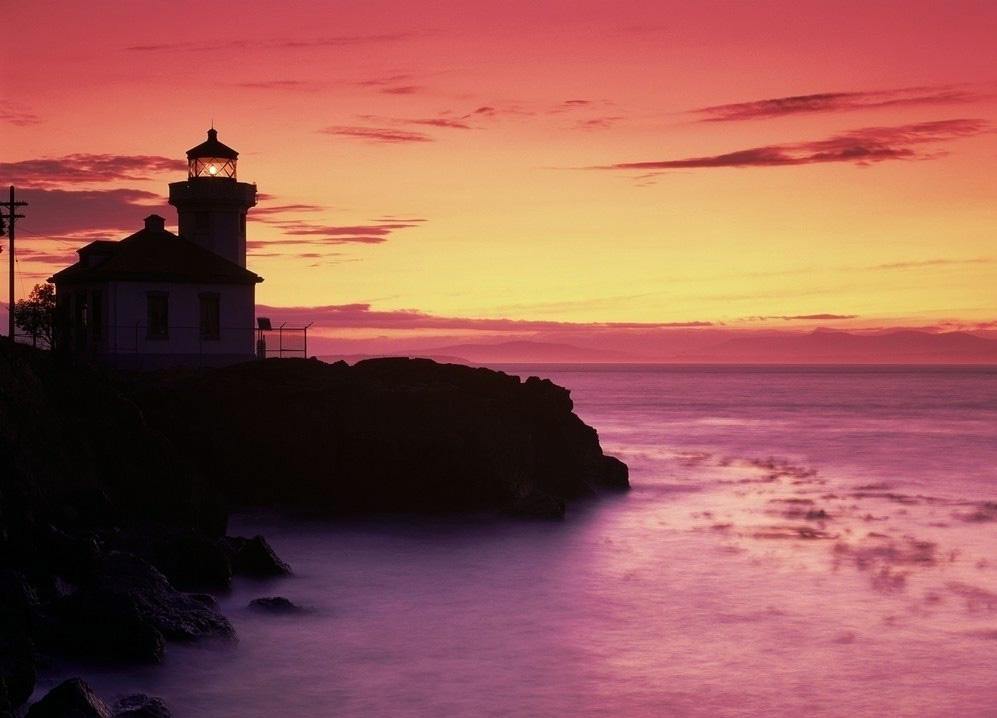 Фото красивые закатов